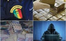 Sextorsion, faux monnayage, stupéfiants… Les « coups de filets » de la police judiciaire