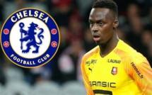 Chelsea : Édouard Mendy devrait signer aujourd'hui pour 13 milliards