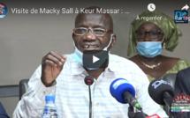 Visite de Macky Sall à Keur Massar : Le Pds parle de farce, blâme le plan Orsec et exige la transparence sur les 750 milliards FCFA.