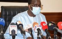Présentation rapport force Covid diaspora: Revivez l'intégralité de la conférence de presse de Amadou Ba