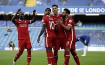 FOOTBALL : LIVERPOOL ET SADIO MANÉ DICTENT LEUR LOI SUR LE TERRAIN DE CHELSEA (0-2)