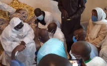 Une délégation de SEN Eau reçue à Touba
