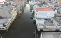 Le président Thierno LO jette un regard froid sur les inondations...'