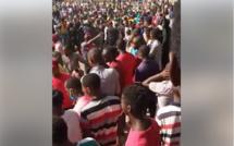 """MANIFESTATIONS AU SENEGAL: Les Guinéens disent """"non"""" à Condé"""