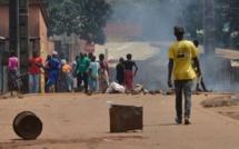 GUINEE :9 morts annoncés, le gouvernement se défausse sur l'Ufdg