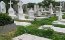 Le cimetière catholique de Tivaouane profané