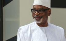 Mali: l'ex-président Keïta de retour à Bamako