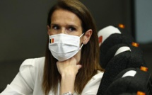 Coronavirus: la FM belge Sophie Wilmès en réanimation après avoir été testée positive au COVID-19