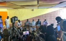 LA SOCIETE CIVILE SENEGALAISE SUR LA SITUATION EN GUINEE