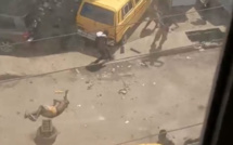 Arrêt sur image ! Un jeune manifestant Guinéen reçoit une balle et meurt