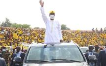 Présidentielle en Guinée : Alpha Condé réélu avec 59,5 % des voix