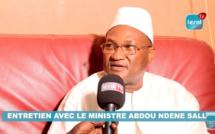 "Tivaouane :Le ministre Abdou Ndene Sall casque gros et vante le ""Macky"""
