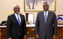 Cheikh Bâ reçu par le Président Macky Sall