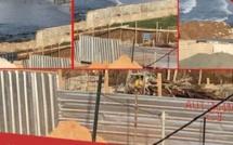 Litige foncier à Ngor-virage: 5 ha du littoral attribués à un homme d'affaires (vidéo)