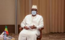 """Macky Sall : """" Je rends hommage à Pape Bouba Diop, un bon footballeur, respecté de tous ..."""""""
