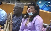 Keur Massar : Des postes de santé sous les eaux, le maire lance un appel au ministre Abdoulaye Diouf Sarr.