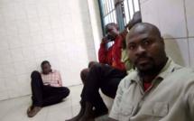 Urgent: Guy Marius Sagna encore arrêté par la police