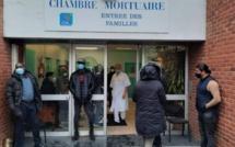 Lens (France) : Suivez la levée du corps de Papa Bouba Diop
