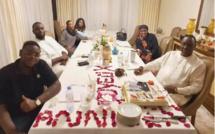 Arrêt sur image- Macky Sall fête son anniversaire en famille