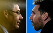 Le Fc Barcelone réagit à la sanction de Messi