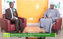 Entretien avec Thierno Lô, président de l'Apd sur l'actualité: Il dit tout et sans détour
