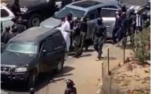 Ousmane Sonko, qui a opposé une résistance aux forces de l'ordre, finalement arrêté