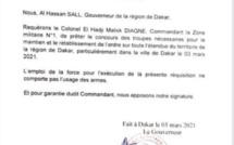 Troubles à Dakar : l'armée réquisitionnée à travers toute la capitale Sénégalaise