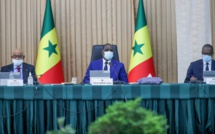 La nomination en conseil des ministres du Mercredi 0 Mars 2021.