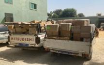 Saisie de matériels médicaux à la Patte d'oie: les précisions de la douane sénégalaise