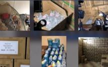 Saisie de faux médicaments : Des chinois impliqués, six personnes déférées devant le procureur