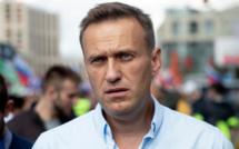 L'opposant russe Alexeï Navalny transféré vers un hôpital pour prisonniers