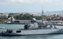 Saisie par la Marine française de 550 kg de cocaïne au large de la République dominicaine