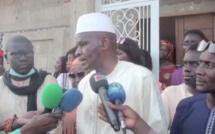 Thierno LO massifie à Mbacke