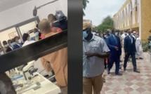 [Vidéo] 3e vague de Covid-19 : Macky Sall se rend dans les Cte