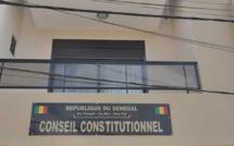 TROIS JUGES NOMMÉS AU CONSEIL CONSTITUTIONNEL (OFFICIEL)