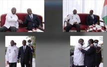Côte d'Ivoire : les anciens rivaux Laurent Gbagbo et Alassane Ouattara prônent la réconciliation