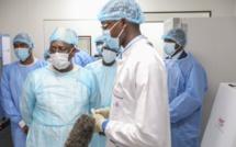 Covid-19 : Macky Sall s'engage à donner « tous les moyens nécessaires permettant à l'Ipd de produire le vaccin anti-Covid »