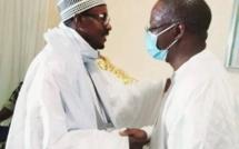 Magal de Touba: Boun Abdallah Dionne reçu chaleureusement par le Khalife général