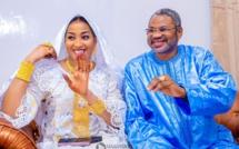 Polémique autour du masque en or / Ngoye Fall réplique : « Tels sont les désirs de mon mari! »
