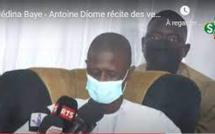 VIDEO/ Medina Baye: Antoine Felix Diome récite des versets du Coran