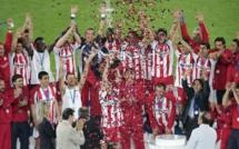 L'Olympiakos champion de Grèce !