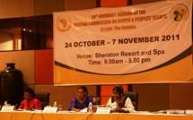 Le Sénégal passe devant la session ordinaire de la CADHP à Banjul
