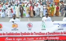 Les confédérations syndicales ont fêté ensemble le 1er-Mai