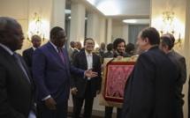 Le Président de la République a reçu la famille Burkhan, connue dans l'hébergement des pèlerins sénégalais à la Mecque.