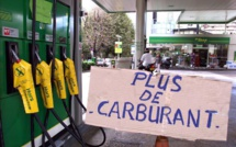Pénurie de pétrole