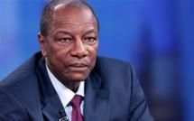"""Alpha Condé aux Guinéens :  """"Acceptons d'apprendre des Sénégalais"""""""