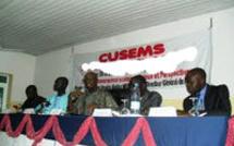 Crise scolaire : le CUSEMS suspend la grève