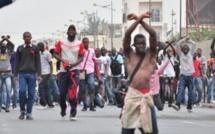 Affrontements à Thiès : Les étudiants bombardés de grenades lacrymogènes, 2 responsables arrêtés