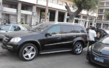 """A quelques jours de l'inauguration de sa banque: Allou Sall se """"tape"""" des véhicules  Mercedes"""
