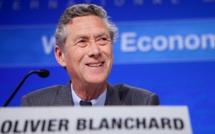 """Le  """" chef économiste"""" du FMI s'en va"""